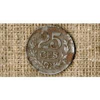 Люксембург 25 сантимов 1920  /(N)