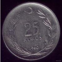 25 куруш 1960 год Турция