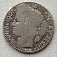 Франция 50 сантим 1881