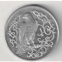 Остров Мэн 10 пенс 1982