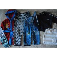 Детская одежда 80-86 см 12-18 мес бу