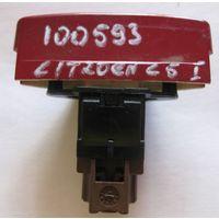 100593 Citroen C5 кнопка аварийки 96326950 KR