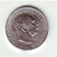 Австрия. 1 крона 1916 г.
