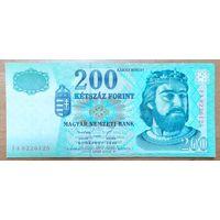 200 форинтов 1998 года - Венгрия (Р178)