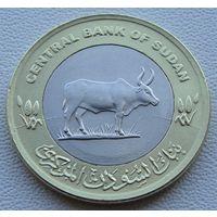 "Судан. 20 пиастров 2006 год  KM#124  ""Ватусси"""