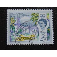 Бермудские острова 1962 г. Архитектура.