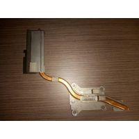 Радиатор охлаждения Термотрубка AT0580010XD для ноутбука Acer Emachines E720