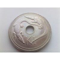 Папуа Новая Гвинея 1 кина 1996