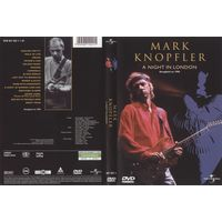 "Mark Knopfler - ""A Night in London""(live) видеокассета"
