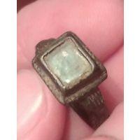 Кольцо перстень старинное