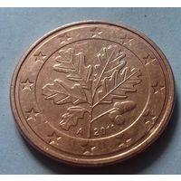 5 евроцентов, Германия 2011 А, AU
