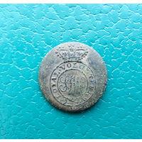 Пуговица Шелфлитские добровольцы о. Уайт,Великобритания 1798-1802г. Офицер