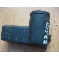 101582 Opel astra G заглушка реле вентиляторов 968537-1
