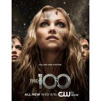 Сотня / The 100 (2014) 1.2.3 сезоны полностью.