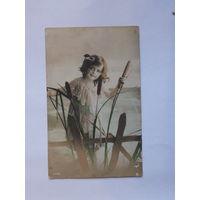 Картуз-Береза открытка 1913 г