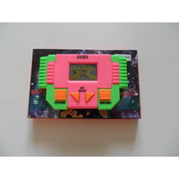 Электронные игры 5 штук ЛОТОМ! 1996-98 года.