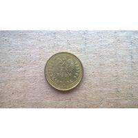 Польша 1 грош, 2016г. (D-16)