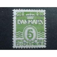 Дания 1933 цифра