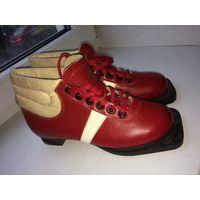 Лыжные ботинки Botas