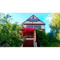 Продаётся дом у озера д.Скоморошки 7 км от г. Столбцы