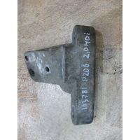 103781Щ Peugeot 206 2.0hdi кронштейн фланца железного