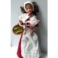 Кукла Барби Pilgrim Barbie 1994