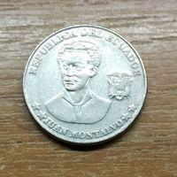 Эквадор 5 сентаво 2003 (2)