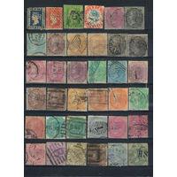 GB Индия Британская Коллекция 1854-1946 (9 сканов)