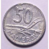 Словакия,50 геллеров 1943