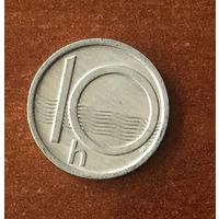 Чехия, 10 геллеров 2001
