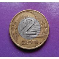 2 злотых 1994 Польша #02