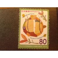 Япония 2002 азиатская и тихо-океанская декада