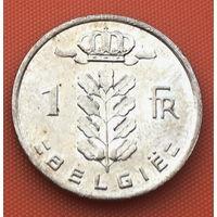 69-12 Бельгия, 1 франк 1980 г. (Фламандский тип)