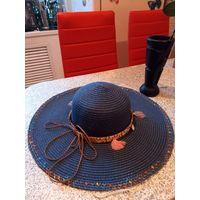 Две пляжные шляпы из Доминикана