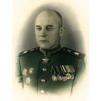 Автограф маршала артиллерии Яковлева нач. ГАУ ВС на атестации Колосова