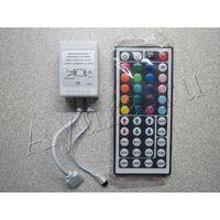 Пульт управления для светодиодных RGB лент 44