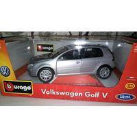 VW Golf V. Burago.