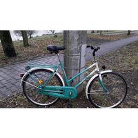 Велосипед Piet Pelle Lazer, GAZELLE, DIEREN, RUWIELFABRIEK, 90-х г.г., производство Голландия, сел и поехал. Удобная оплата, доставка везде.