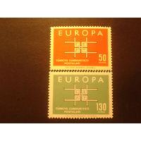 Турция 1963 Европа полная серия