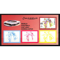 2002 Сомали. ЧМ по футболу в Корее и Японии