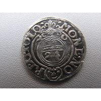 Полтора гроша (полторак) 1620 г., Сигизмунд - III, Великое Княжество Литовское