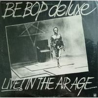 Be Bop Deluxe /Live In The Air Age/1977,EMI, 2LP, EX, USA