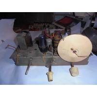 Остатки ламповой радиотехники