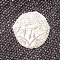 Необычная монета золотой орды.