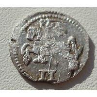 Двуденарий Батория 1579г R5 сохран , в блеске !