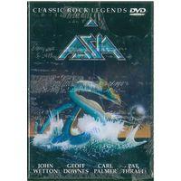 DVD-Video Asia - Classic Rock Legends - Asia (2001)