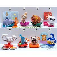 Серия игрушек из киндера тайная жизнь животных