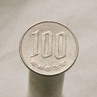 Япония 100 ен 1988