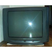 Телевизор Horizont 54CTV-659-i. Б/у. Хорошее состояние. Импортный кинескоп (Tompson). PAL, SECAM, SCART. ДУ