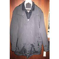 Куртка мужская утепленная р-р 58